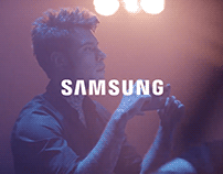SAMSUNG - Galaxy A Backstage [WEARESOCIAL]