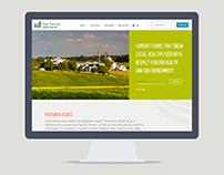Fair Farms Maryland Wordpress Website