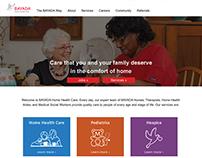 bayada.com redesign