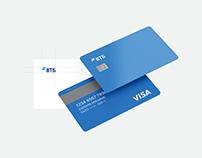 ВТБ — концепт безопасной дебетовой карты