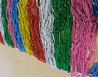 CREATIVITY SJAAL VAN PAPERCLIPS