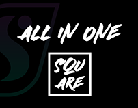 All in one project - Square