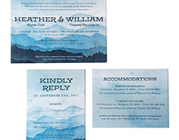 Custom Wedding Stationery - Various