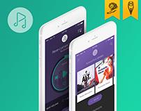 Parkinsounds App