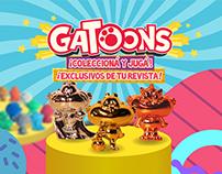 Lanzamiento Gatoons