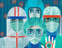 Special Report Covid-19 Carilion Medicine Magazine