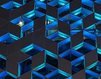 Lane 189 facade lighting design, Shanghai, China