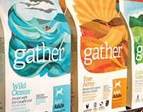 GATHER Pet Nutrition by Petcurean