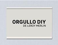 Orgullo DIY - Leroy Merlin