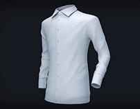 Modelado Camisa