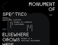 Moneo: Monument of Spectres