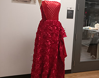 American Heart Association Red Dress