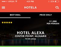 Hotela :Find a Hotel