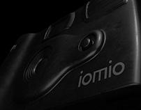 iomio - Disposable Camera Branding