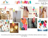 Childrenswear design projects - freelance