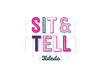 Sit & Tell AIGA Community Art Project | Chair Design