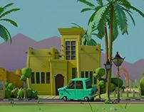 FEWA Mobile App Animation