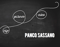 Panco Sassano Website