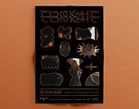 tonight tonight - poster design