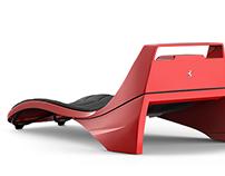 Ferrari F40 Chaise Longue
