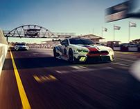 BMW M8 GTE - Killarnay International Raceway