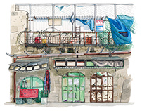 Settlement Number 4, Hebron.