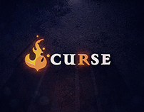 CURSE | Logo Design Animation