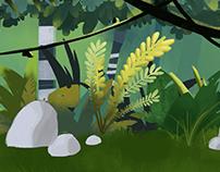 Concept art animation