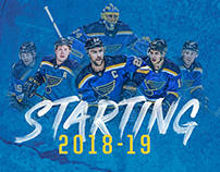 St. Louis Blues Mobile Ticketing