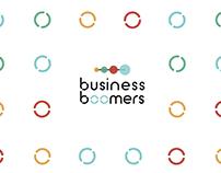Business Boomer & Zvendo Logo & Identity (concept)