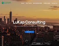 LuKap Consulting Website