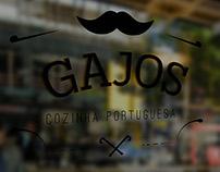 """Logo para restaurante o """"Gajo"""""""