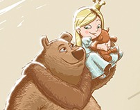 Big Bear & Little Princess