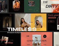 Timeless Presentation Templates
