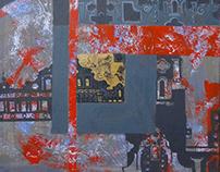 """Spirituality"", 35х35, canvas/oil"