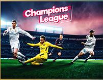 Champions League Project