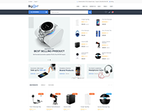 Bigon - eCommerce HTML Template