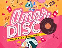 Amor Disco | Amor y amistas Andrés Carne de Res 2016
