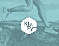 Klafy - Visual Identity & website