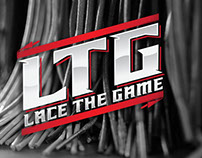 Lace The game Branding Design