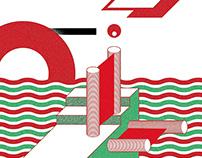 OLEKA | Type Poster