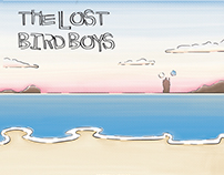 Libro The lost bird boys