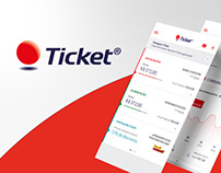Ticket - App proposta