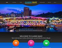Clarke Quay Redesign