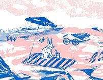Miffy à la mer