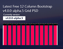 Free Bootstrap PSD Grids