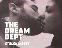 Stolen Kisses The Dream Dept - Vintage Vinyl & Poster