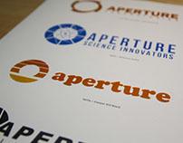 Typefaces of Aperture