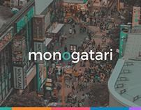 Monogatari Startup Presentation