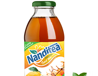 NandiTea Organic Lemon